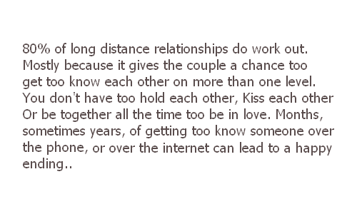 How To End A Long Distance Relationship